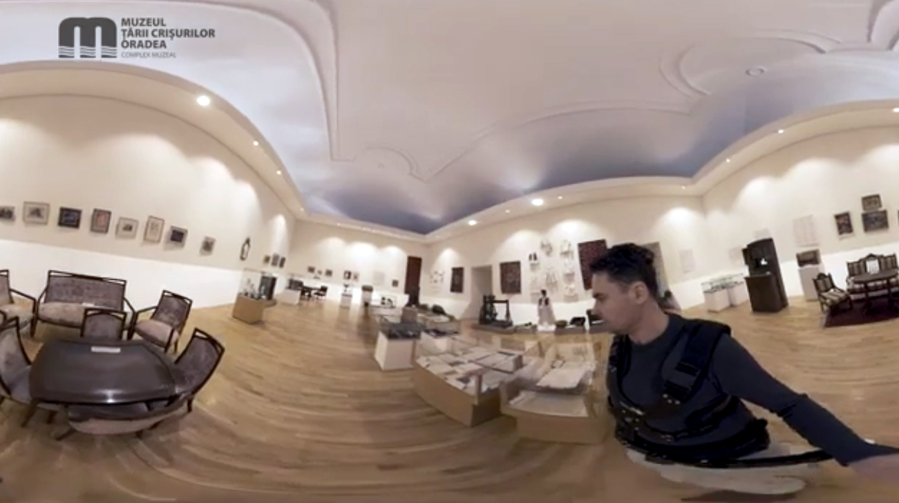 VIZITĂ VIRTUALĂ – Expozițiile Obiecte recuperate și Obiecte restaurate